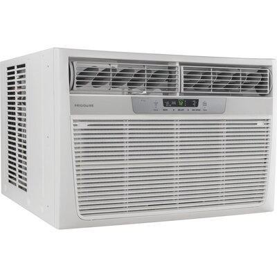 28000 BTU Window Heavy-Duty Air Conditioner with Temperature Sensing Remote Control Product Photo