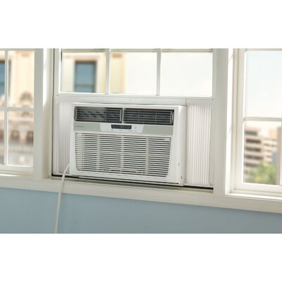 8000 BTU Compact Slide-Out Chasis Air Conditioner/Heat Pump with Remote Control Product Photo