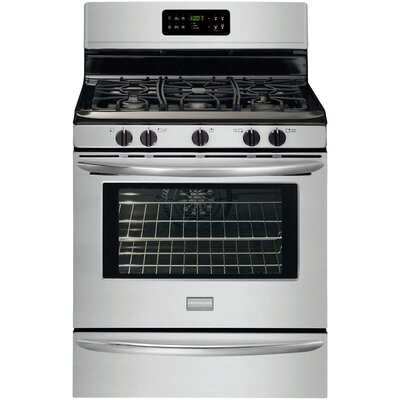 Gallery Series 5 Cu. Ft Gas Convection Range Product Photo