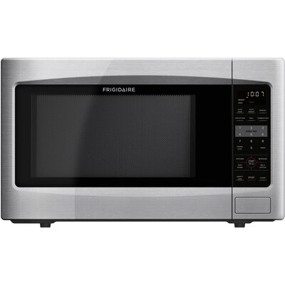 1.2 Cu. Ft. 1500W Countertop Microwave in Stainless Steel Product Photo