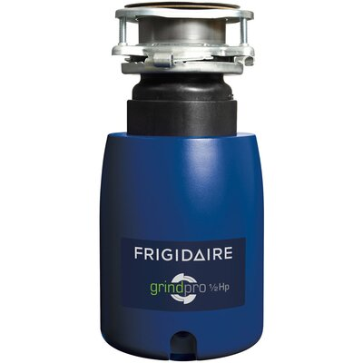 Corded 1/2 HP Garbage Disposal with Continuous Feed Product Photo