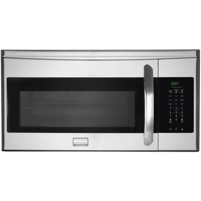 1.5 Cu. Ft. 900W Over-the-Range Microwave in Stainless Steel Product Photo