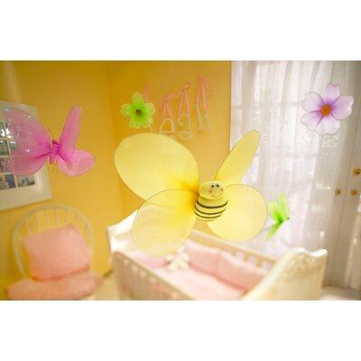Girls Nursery Room 3D Wall Décor by Heart to Heart