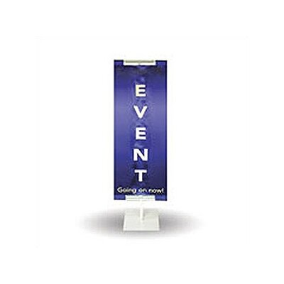 """Pinquist Tool & Die 24"""" - 45"""" Vertical Adjustable Counter Model Stand"""