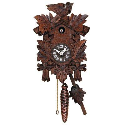 Quarter Call Cuckoo Wall Clock by River City Clocks