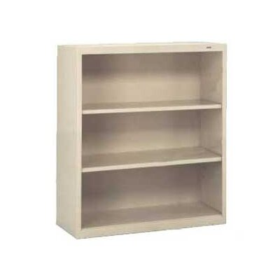 "Tennsco Corp. 40"" Standard Bookcase"