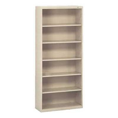 "Tennsco Corp. 78"" Standard Bookcase"