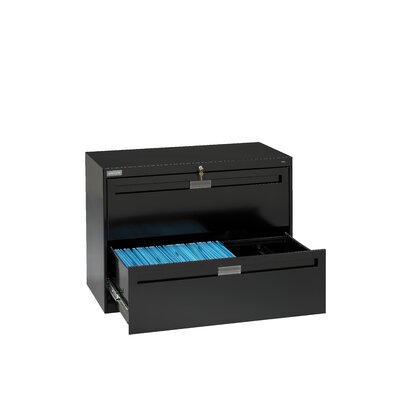 Tennsco Corp. 2-Drawer  File