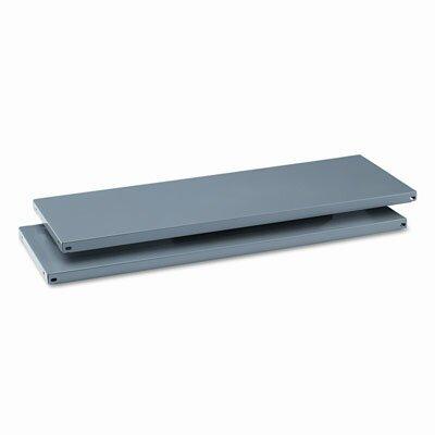 "Tennsco Corp. Commercial Steel Shelving, Extra Shelves, 36"" Wide, 2 Shelves/Box"