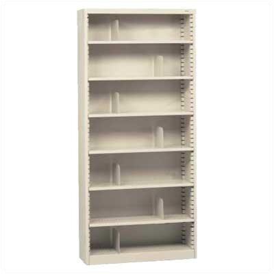 "Tennsco Corp. 84"" Standard Bookcase"