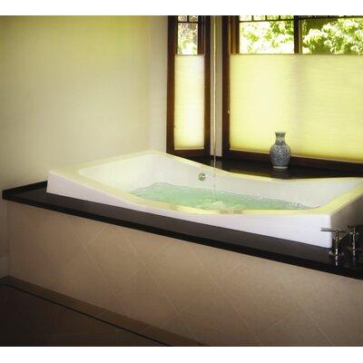 "Hydro Systems Designer Danika 73"" x 41"" Soaking Bathtub"