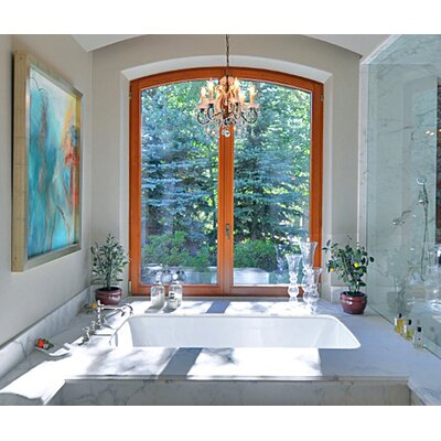 "Designer Kira 72"" x 32"" Whirlpool Bathtub Product Photo"