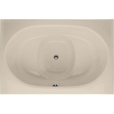 "Designer Fuji 40"" x 40"" Soaking Bathtub Product Photo"