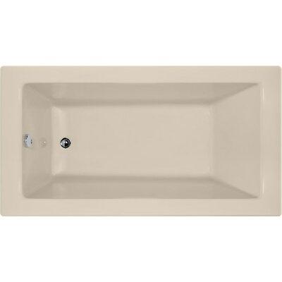 """Designer 60"""" x 30"""" Sydney Soaking Bathtub Product Photo"""