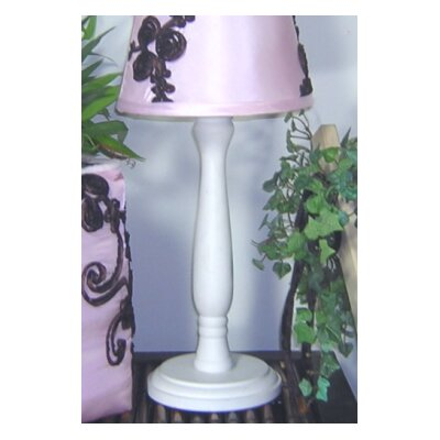 """Blueberrie Kids Chambord 15"""" H Table Lamp with Empire Shade"""