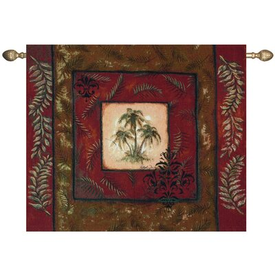 Manual Woodworkers & Weavers Palm Breeze Tapestry