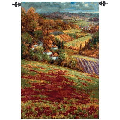 Manual Woodworkers & Weavers Valley View III Tapestry
