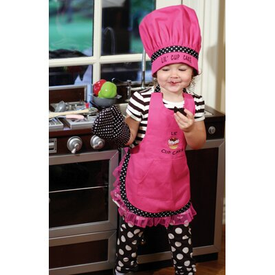 Manual Woodworkers & Weavers Lil Cupcake Chef Apron