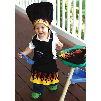 Manual Woodworkers & Weavers Lil Griller Apron