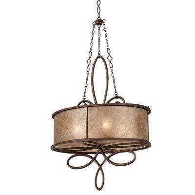 Whitfield 4 Light Pendant by Kalco