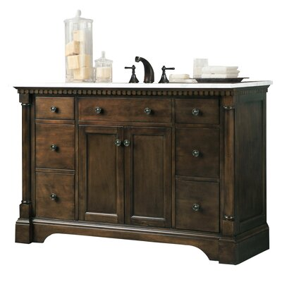 "48"" Single Bathroom Vanity Product Photo"