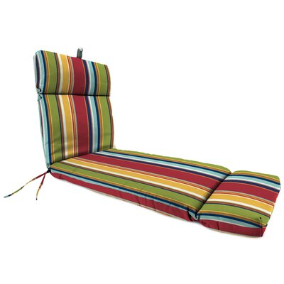 Jordan Manufacturing Universal Outdoor Chaise Lounge Cushion