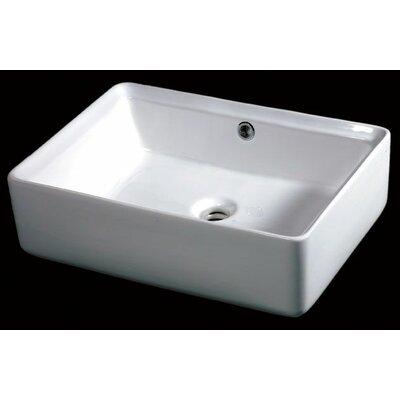 Ceramic Basin Product Photo