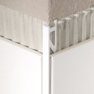 "Blanke 96"" x 1"" Corner Piece Tile Trim"