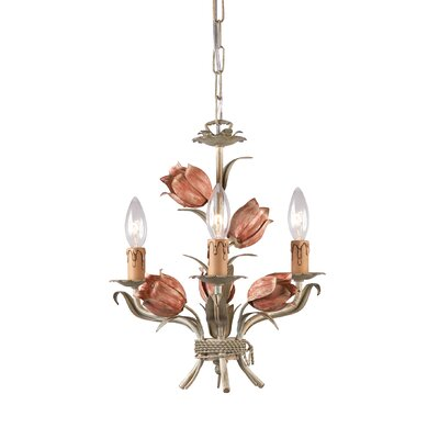 Southport 3 Light Mini Chandelier Product Photo