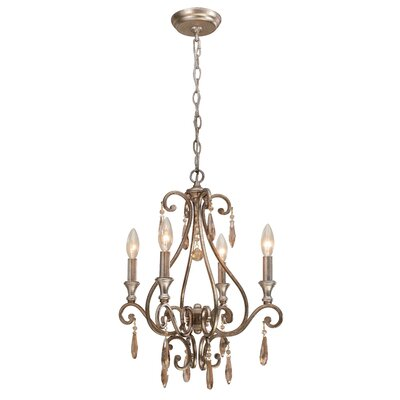 Shelby 4 Light Chandelier Product Photo
