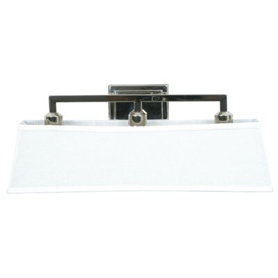 Jeremiah Denton Fixture 3 Light Bath Vanity Light