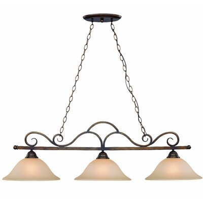 Gatewick 3 Light Pendant Product Photo