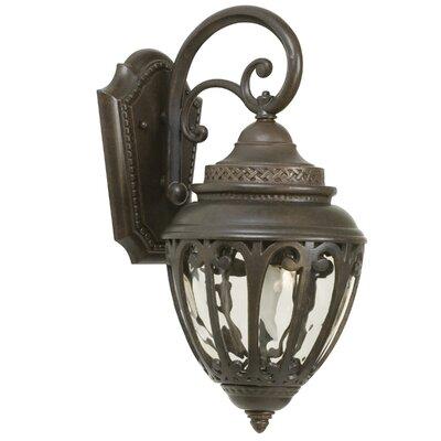 Jeremiah Olivier 1 Light Wall Lantern