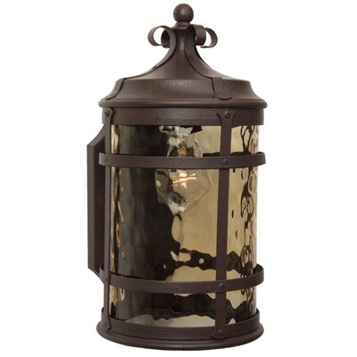 Jeremiah Espana 1 Light Wall Lantern