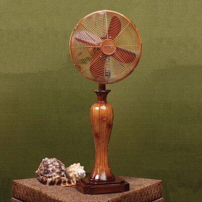 "Deco Breeze Sambuca 10"" Oscillating Table Fan"