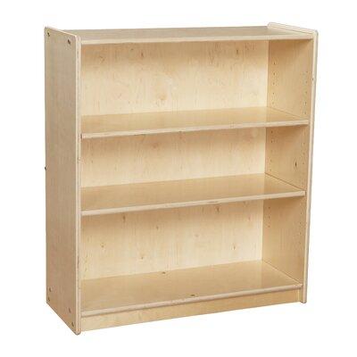 "Wood Designs Contender Baltic 33.87"" Standard Bookcase"