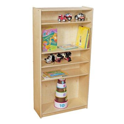 "Wood Designs Contender Baltic 59.5"" Standard Bookcase"