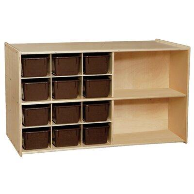 Wood Designs Contender Double Mobile Storage Unit