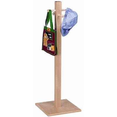 Wood Designs Toddler Coat Rack