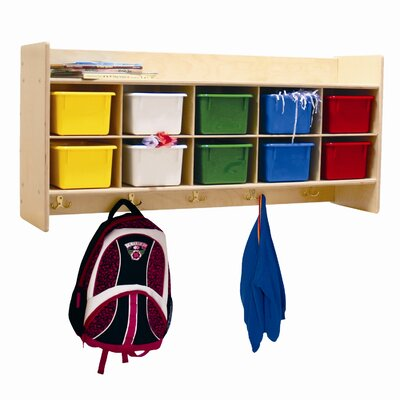 Wood Designs Cubbies & Accessories C51403 C51403F WDN1841