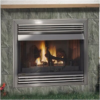 Outdoor Vent Free Gas Fireplace by Napoleon