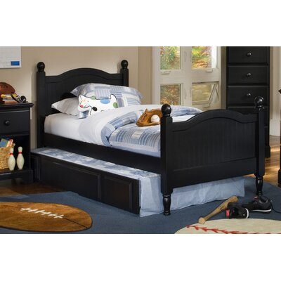 Carolina Furniture Works, Inc. Midnight Arched Panel Bed
