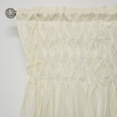 Sheer Curtain Panel Product Photo