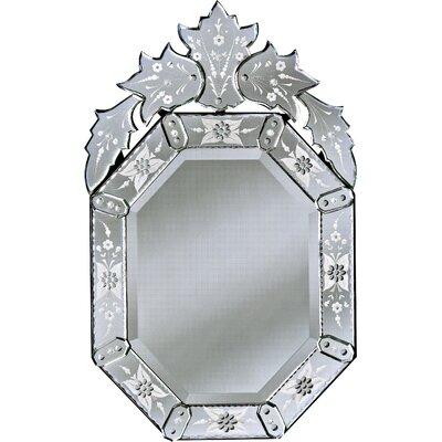 Olivia Large Venetian Wall Mirror by Venetian Gems