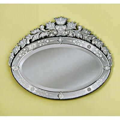 Lea Medium Venetian Mirror by Venetian Gems