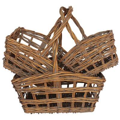 Antwerp 3 Piece Market Basket by White x White