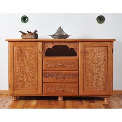Rukotvorine Samarkand 3 Drawer Cabinet