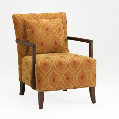 Dante Chenille Arm Chair by Comfort Pointe