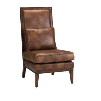 Comfort Pointe Abbott Bonded Leather Parson Chair