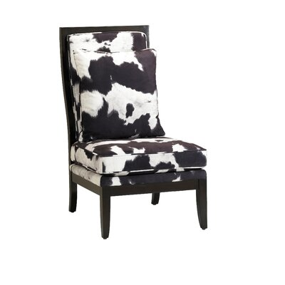 Murray Microfiber Parson Chair by Comfort Pointe